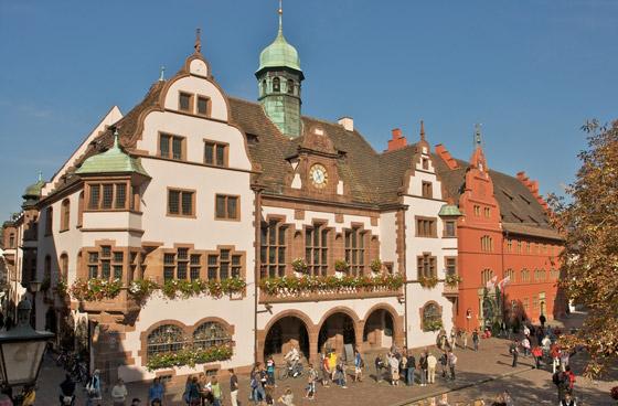 Rathaus Freiburg