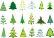 Weihnachtsbäume; Tannenbäume