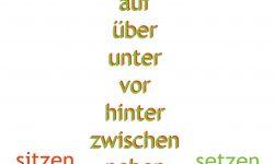WO? statisch · WOHIN? dynamisch - Wechselpräpositionen @ Deutsch am Strand reflejarte.es