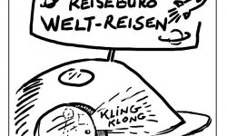 WELT-REISEN L01-v01 · Comic DaF · A1 · reflejarte.es