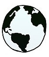 die Erde - Planet Erde und Kontinente