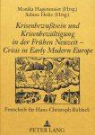 svz72: Rainer Wohlfeil, Entfremdung und Annäherung, in: Krisenbewusstsein und Krisenbewältigung in der frühen Neuzeit-Crisis in Early Modern Europe