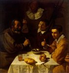 Brotdarstellungen - 1618 'El almuerzo' de Velazquez