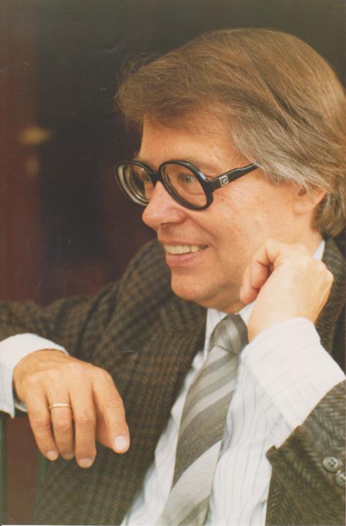 Prof. em. Dr. Rainer Wohlfeil, 1990
