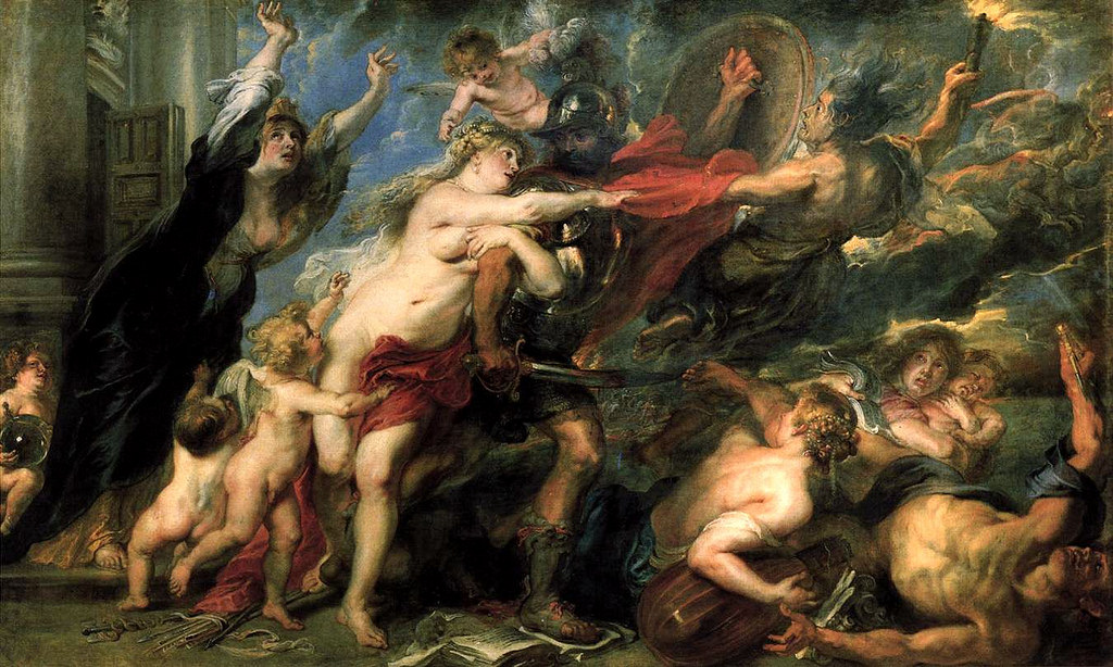 Peter Paul Rubens, Die Folgen des Krieges (1637)