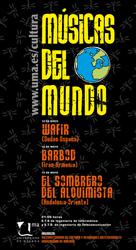 [Festival de Nuevas Músicas y Músicas del Mundo - Universidad de Málaga]