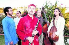 El Sombrero del Alquimista en quinteto, Málaga 2009
