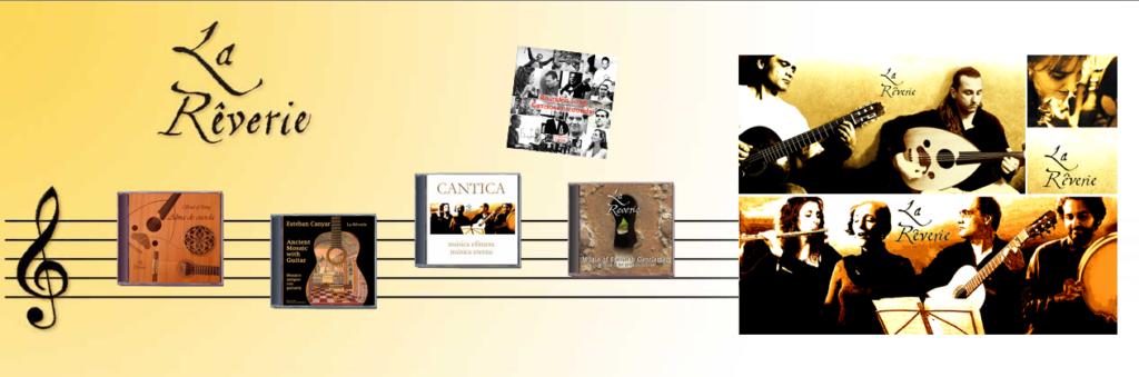 álbumes de La Reverie