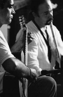 Manuel Esteban (guitarra) & Ignacio Béjar (ney)