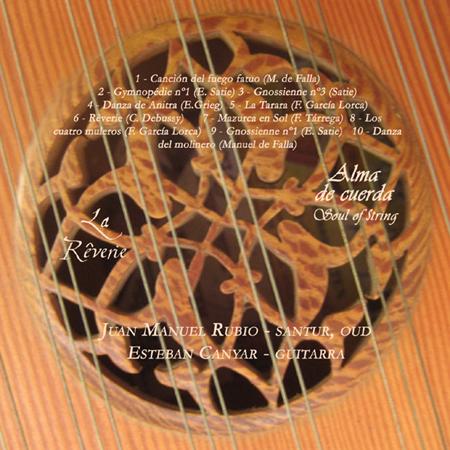 Alma de cuerda de La Rêverie: santur