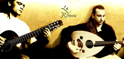 La Rêverie :: Esteban Canyar, guitarra ¬ Juan Manuel Rubio, oud