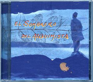cd de EL SOMBRERO DEL ALQUIMISTA