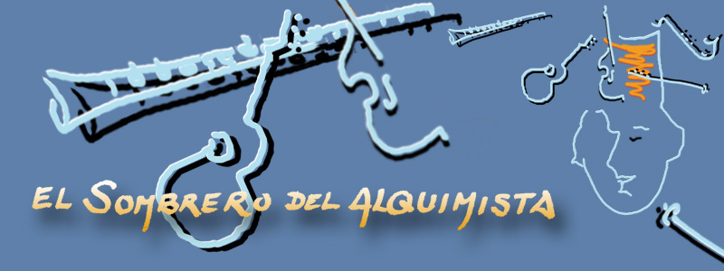 escucha EL SOMBRERO DEL ALQUIMISTA en Spotify