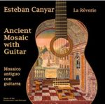 Ancient Mosaic with Guitar by Esteban Canyar & Palmira Irisarri - La Rêverie