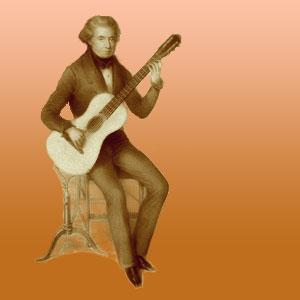 Dionisio Aguado, guitarrista y compositor español (1784-1849)