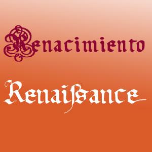 Renacimiento · Renaissance
