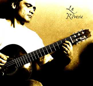 La Rêverie · Esteban Canyar · guitarra