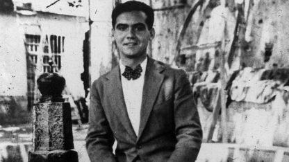 Federico García Lorca en Granada