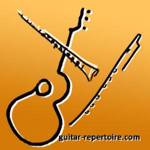 flauta + oboe + guitarra · flûte + hautbois + guitare · flute + oboe + guitar · Flöte + Oboe + Gitarre