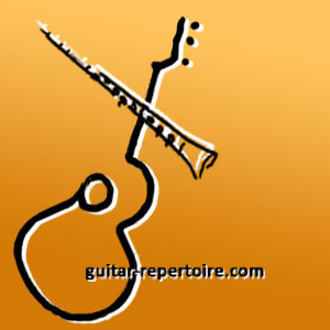 oboe + guitarra · hautbois + guitare · oboe + guitar · Oboe + Gitarre
