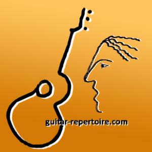 canto + guitarra · chant + guitare · voice + guitar · Gesang + Gitarre