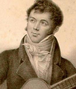 Fernando Sor, guitarrista y compositor español (1778-1839)