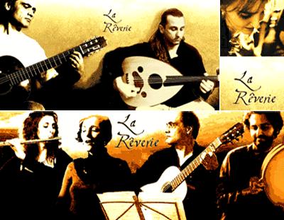 La Rêverie · Música muy original de todas las épocas