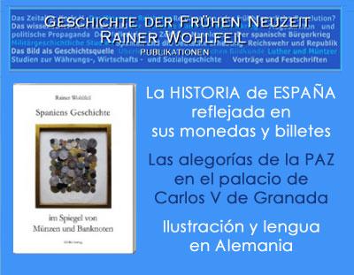 Prof. Dr. R. Wohlfeil: Historia de la Edad Moderna en Europa