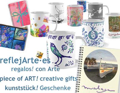 regalos! con Arte de reflejArte