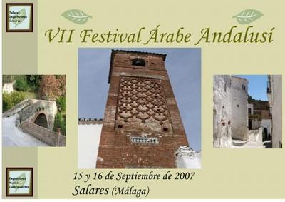 [VII Festival Árabe Andalusí de Salares /Málaga]