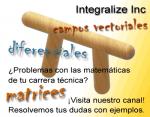 Integralize Inc - resuelve tus problemas de matemáticas con la ayuda de nuestro channel