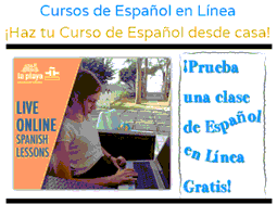 ONLINE Spanish Courses  · TRY FOR FREE